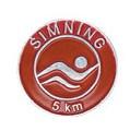 Motionsmärke 5 km