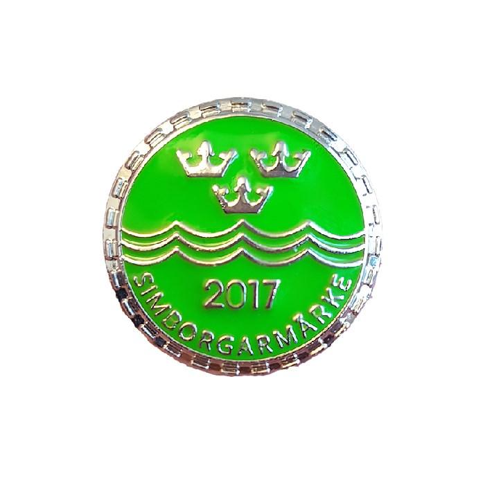Simborgarmärke 2017