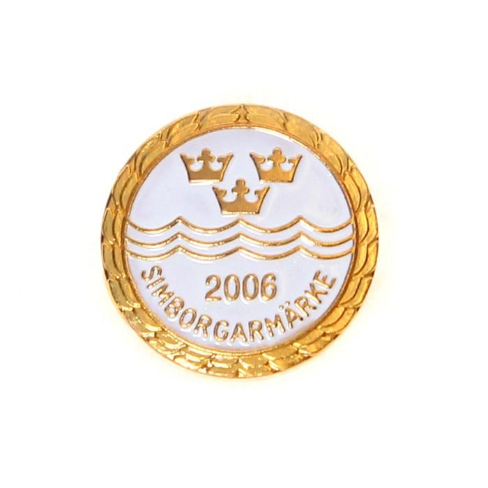 Simborgarmärke 2006