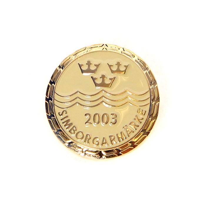 Simborgarmärke 2003