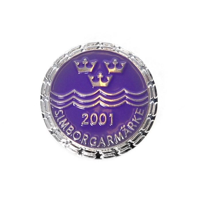 Simborgarmärke 2001