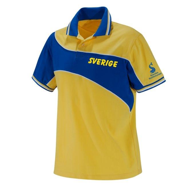 """Pikétröja """"Sverige"""""""
