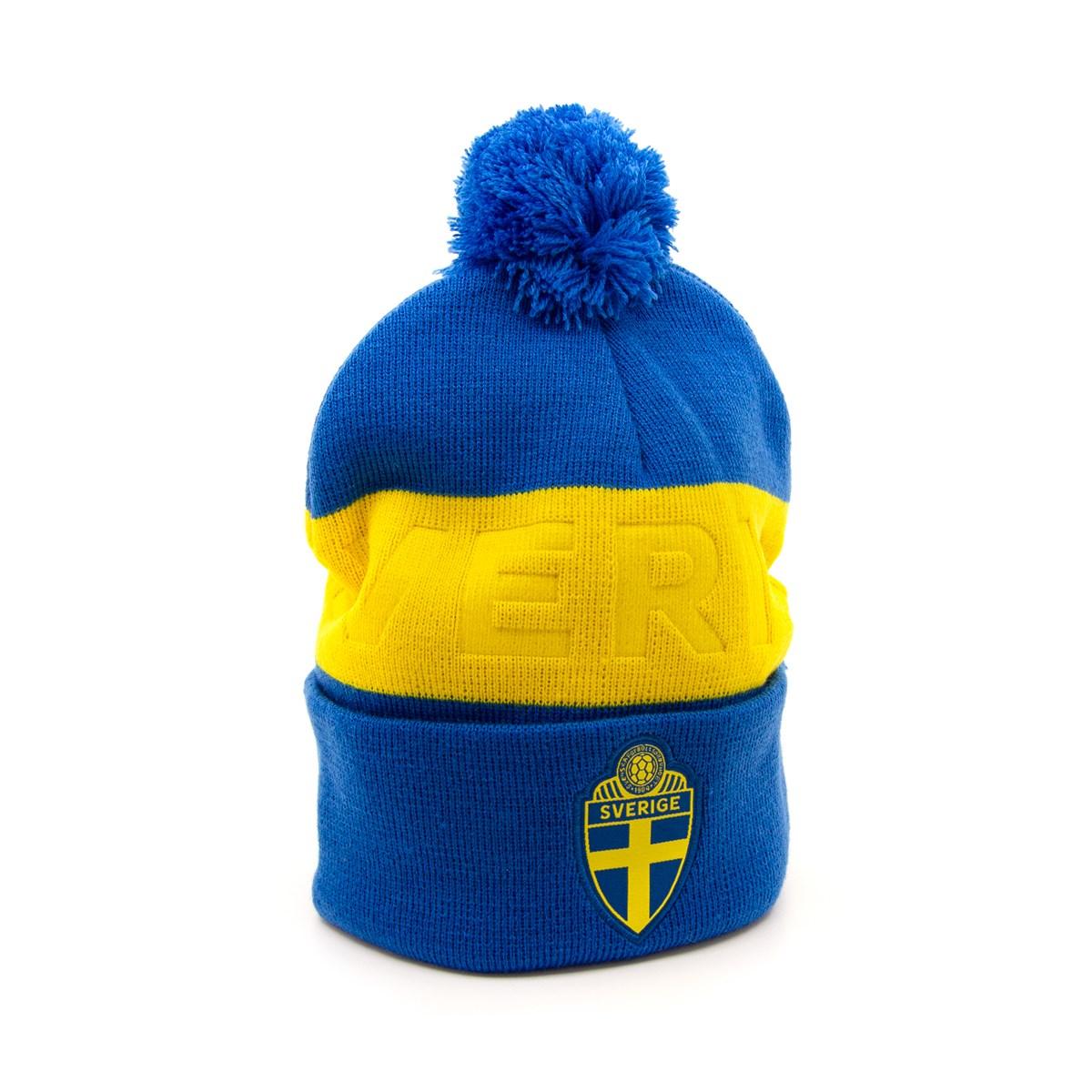 Stickad Mössa Sverige