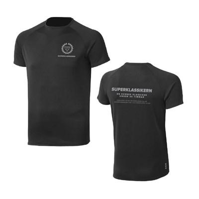 Funktions t-shirt Herr SuperKlassikern