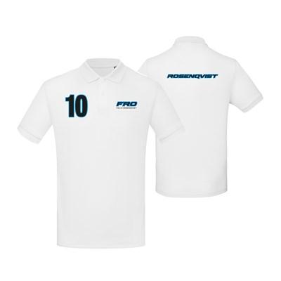 Polo Shirt (Pique) White