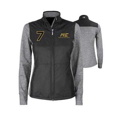 Layer 2 Jacket Grey/Black Unisex