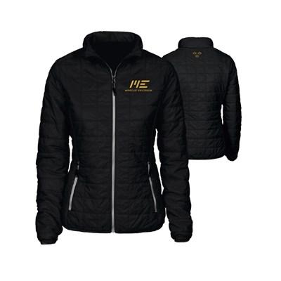 Insulator Jacket Black Ladies