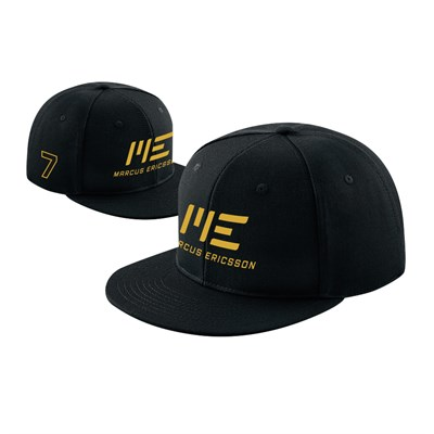 Snapback Cap Black/Golden