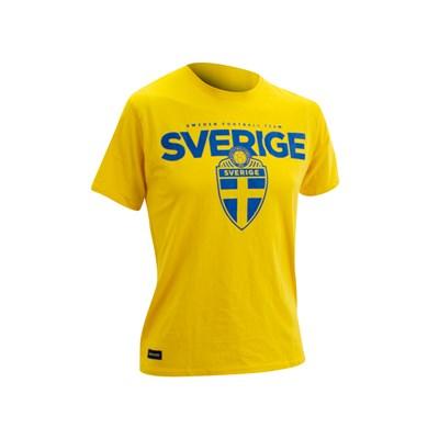 T-Shirt Sverige Sköld